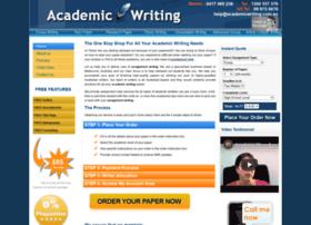 academicwriting.com.au