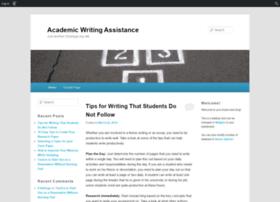 academicwritingassistance.edublogs.org
