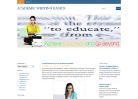 academicwritingbasics.wordpress.com