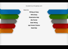 academicwritinghelp.com