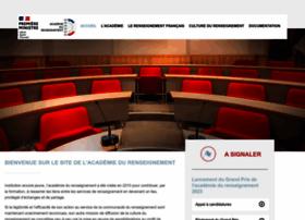 academie-renseignement.gouv.fr