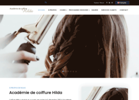 academiedecoiffurehilda.com