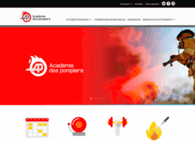 academiedespompiers.ca