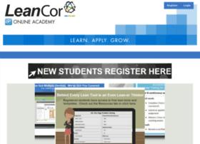 academy.leancor.com