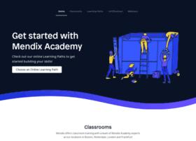 academy.mendix.com