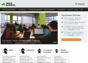 academy.telerik.com