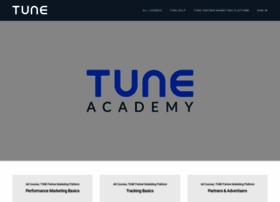 academy.tune.com