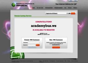 academybus.ws