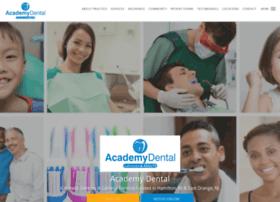 academydentalnj.com