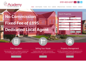 academyestateagents.co.uk