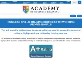 academyofbusinesstraining.com