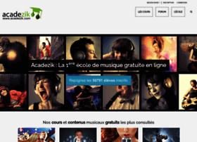 acadezik.com