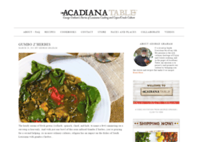 acadianatable.com