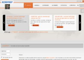 acadprof.info