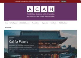 acah.iafor.org