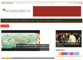 acaraevent.tv