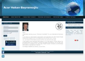 acarhakanbayramoglu.com