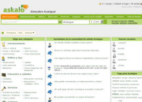 acarigua.askalo.com.ve