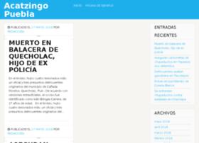 acatzingo.net