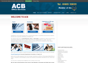 Acbofficeservices.co.uk