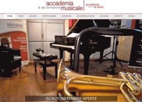 accademiadiformazionemusicale.com