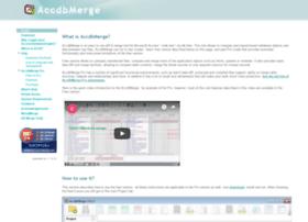 accdbmerge.net