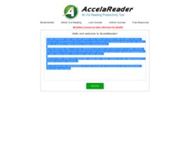 accelareader.com