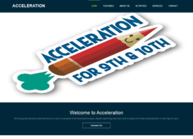 acceleration.co.in