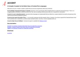 accent.compilertools.net