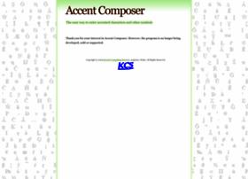accentcomposer.com