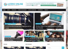 accentonline.com
