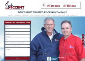 accentroofing.com