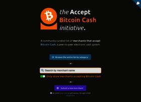 acceptbitcoin.cash