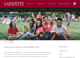 accepted.lafayette.edu
