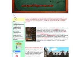 accepted10percent.com