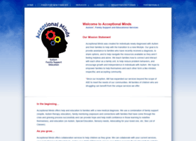 acceptionalminds.org