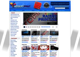 acceptprint.com