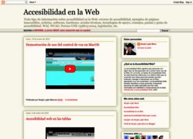 accesibilidadenlaweb.blogspot.com.es