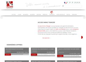 accesimmotanger.com