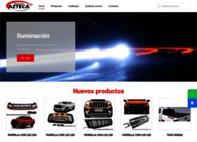 accesoriosazteca.com