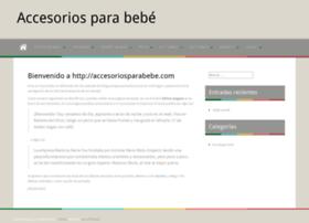accesoriosparabebe.com