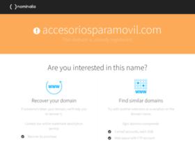 accesoriosparamovil.com
