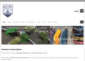 access-spices.myshopify.com