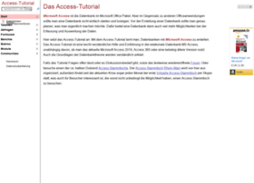 access-tutorial.de