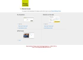 access.hoganlovells.com