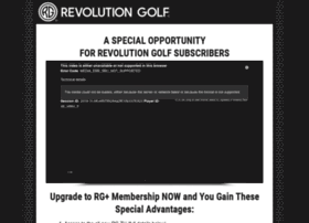 access.revolutiongolf.com