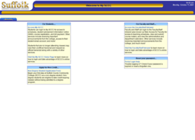 access.sunysuffolk.edu