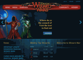access.wizardwars.com