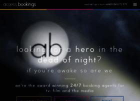 accessbookings.com
