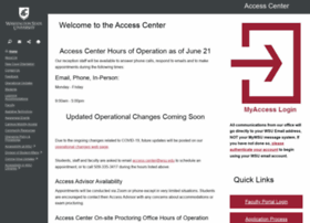 accesscenter.wsu.edu